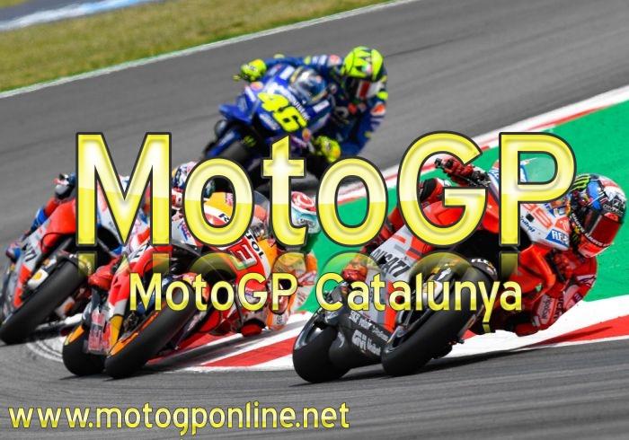 MotoGP Catalunya Live Stream