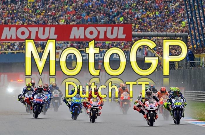Dutch MotoGP Live Streaming