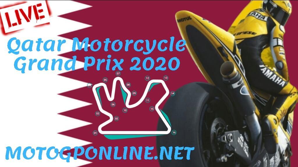 Live Stream MotoGP Qatar Grand Prix