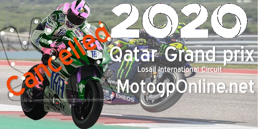 Qatar MotoGP 2020 Race Cancelled Due to Health Concerns