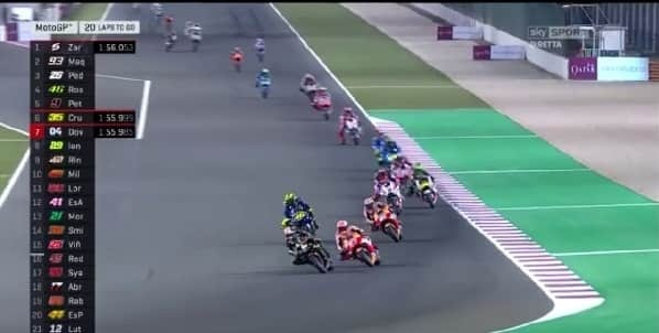 MotoGP Qatar Grand Prix 2018 Highlights