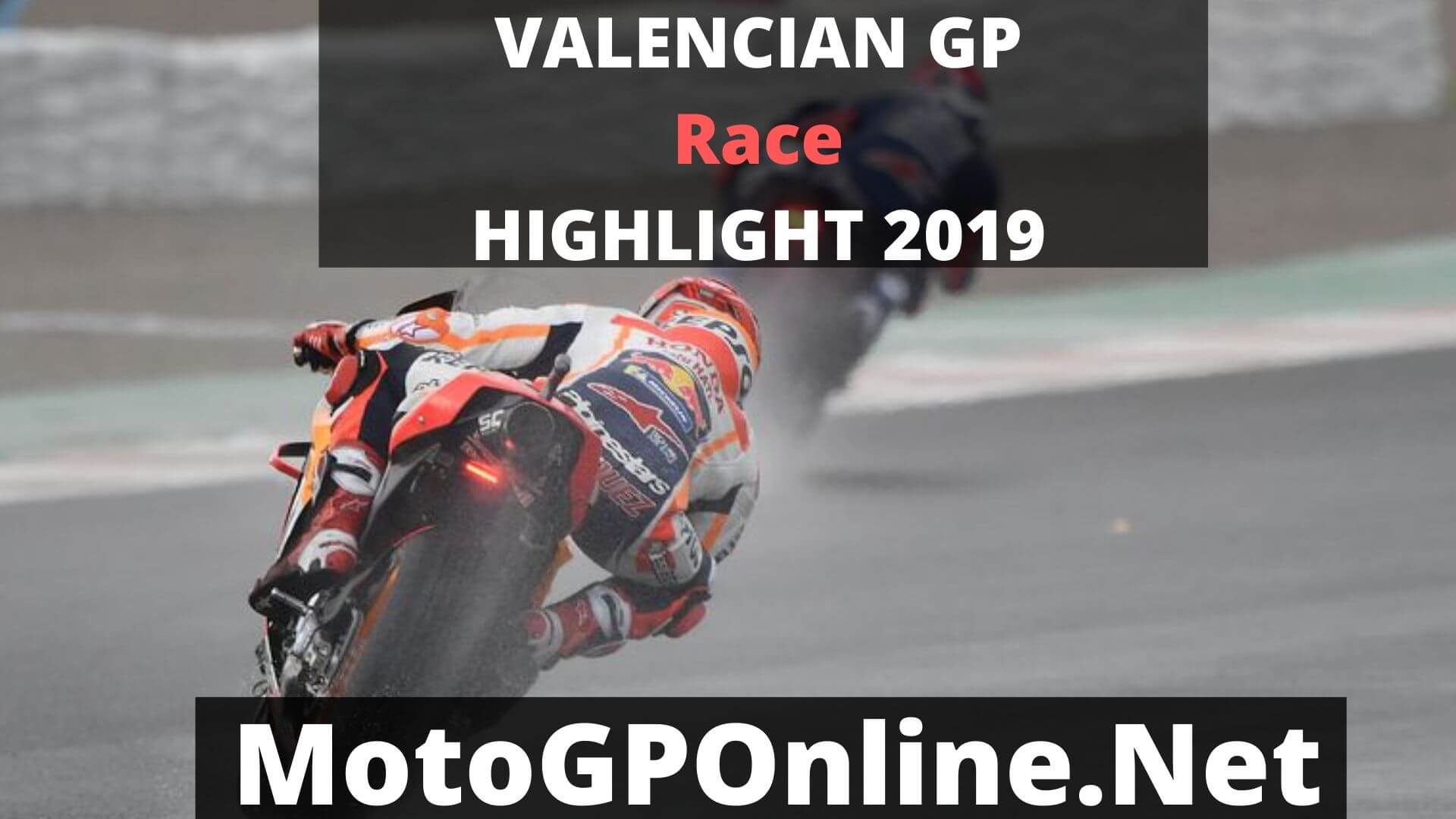 MotoGP Valencian GP Highlights 2019