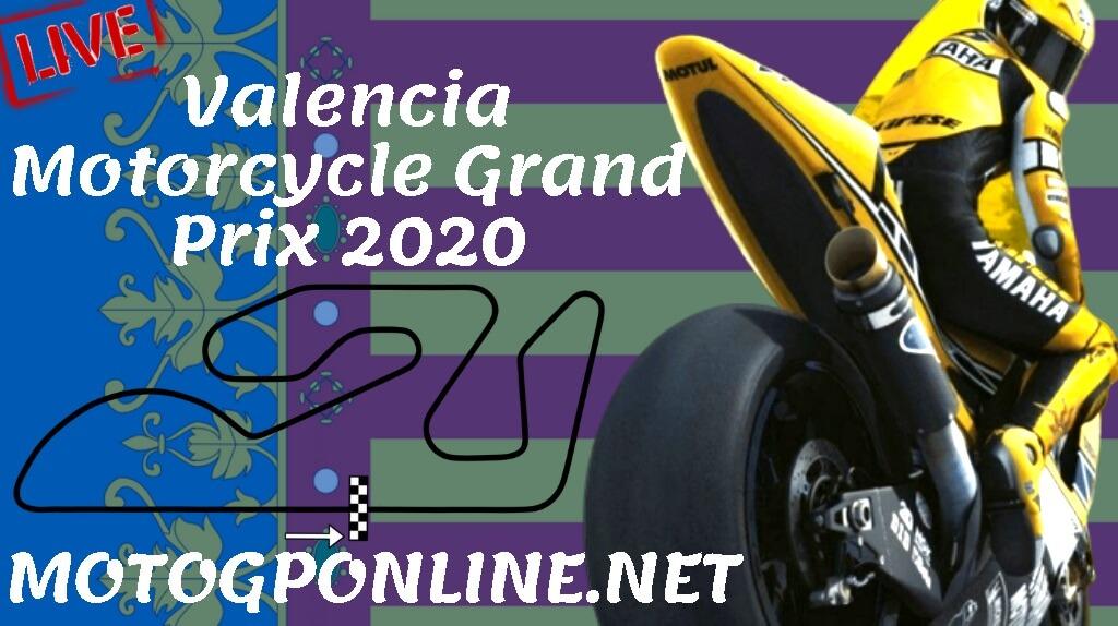 Valencia Moto3 Live Stream 2020 | Practice 1