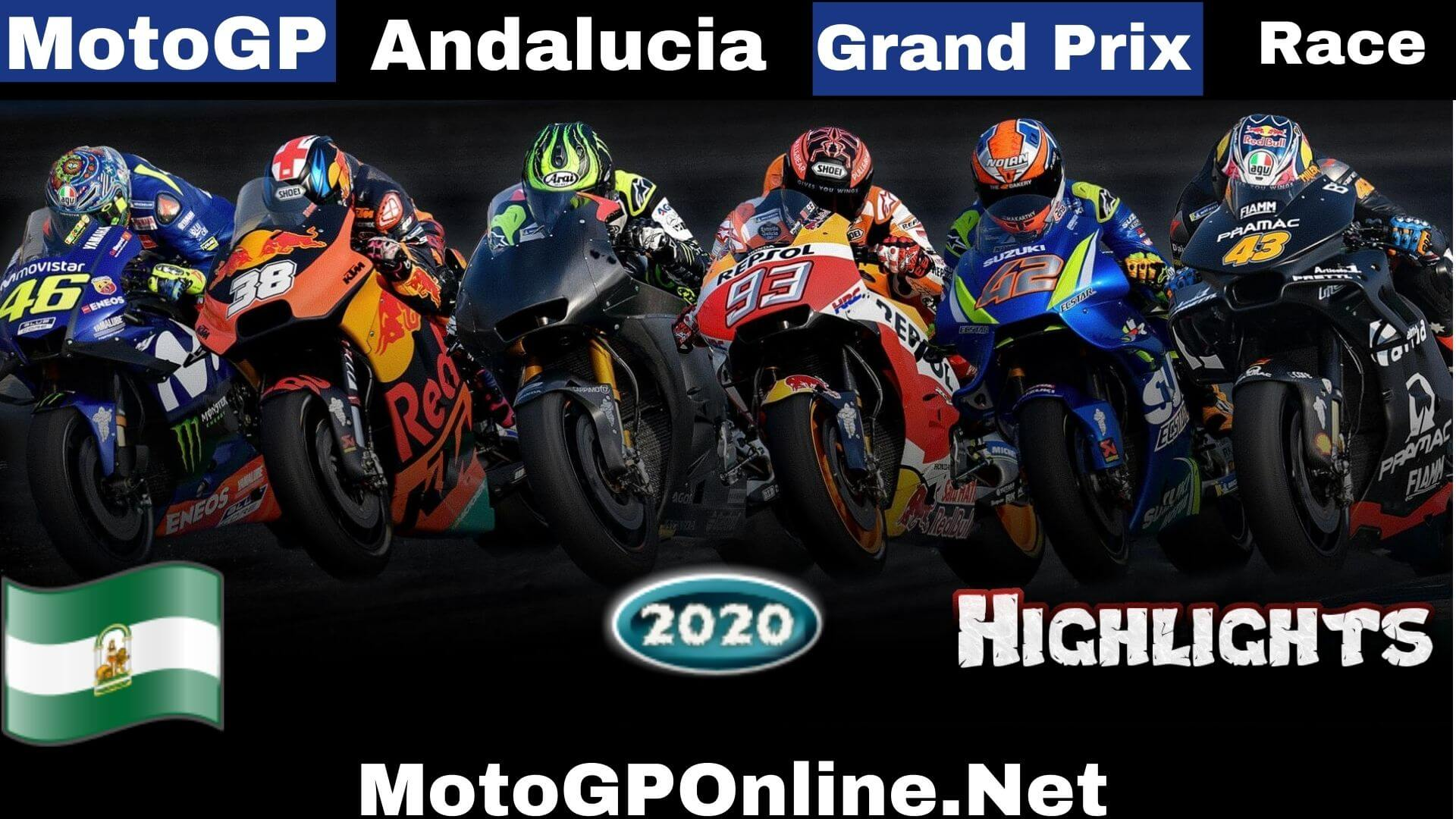 MotoGP Andalucia Grand Prix Highlights 2020 Race