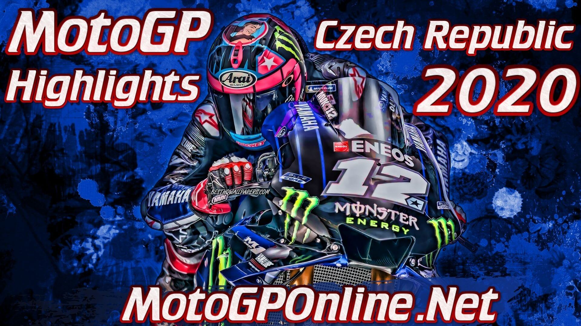 MotoGP Czech Republic Grand Prix Highlights 2020 Race