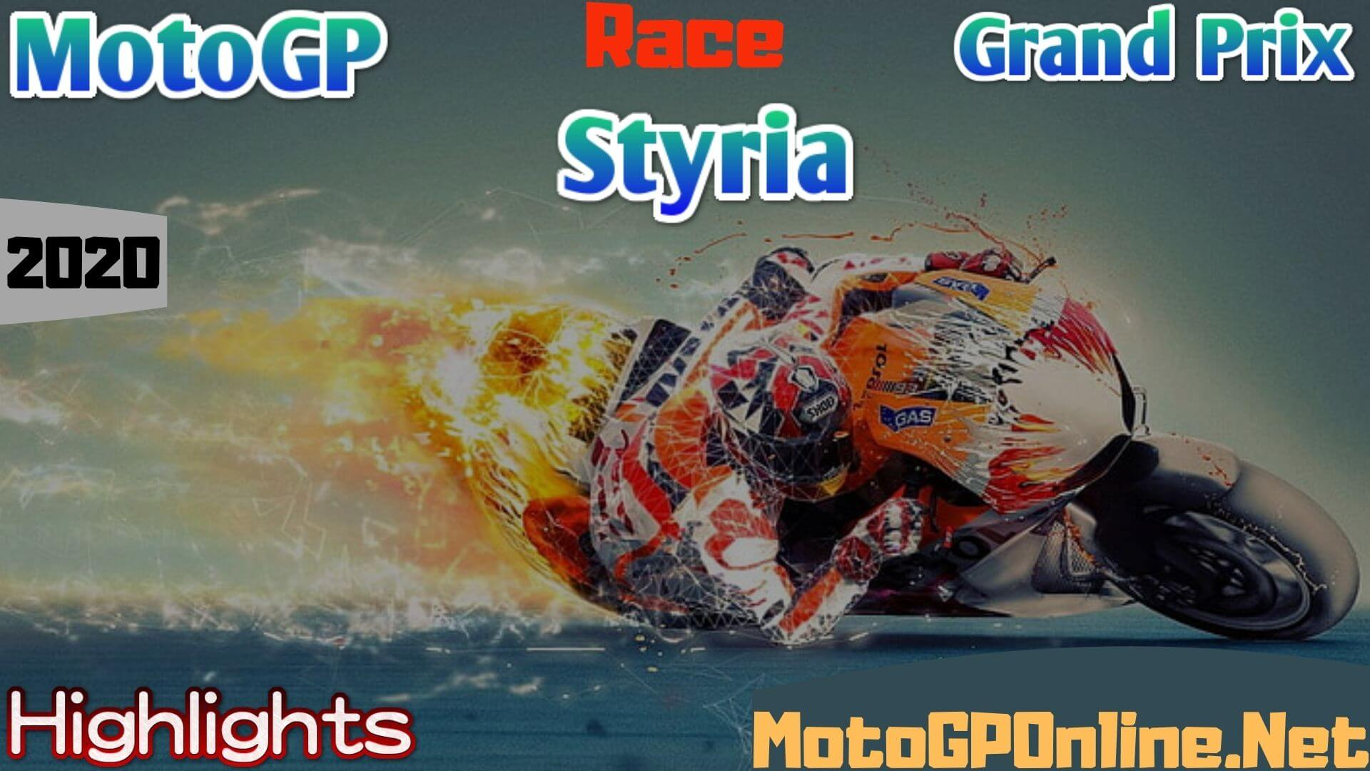 MotoGP Styria Grand Prix Highlights 2020