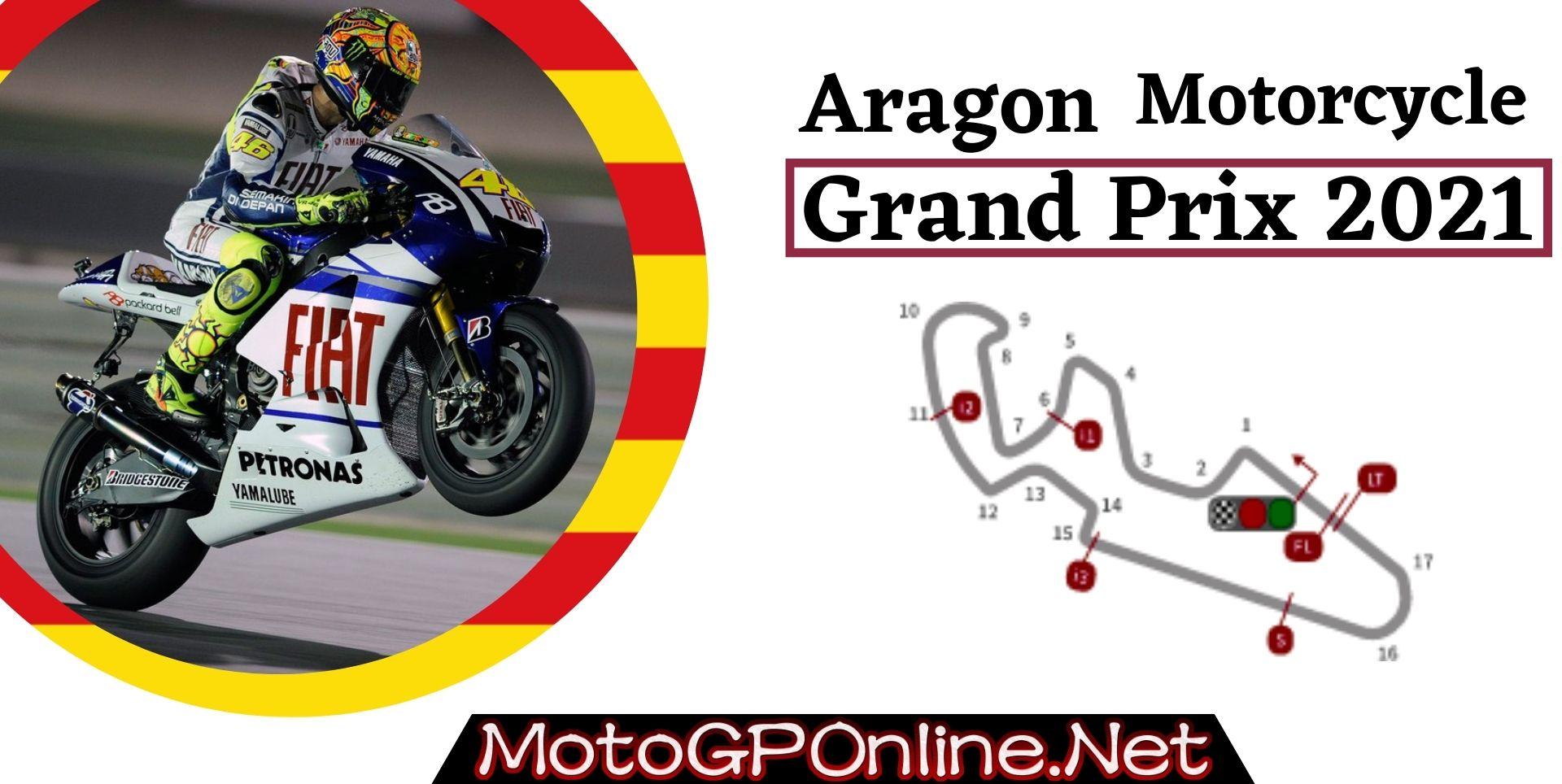 Aragon Grand Prix Live Stream MotoGP 2021 | Full Race Replay