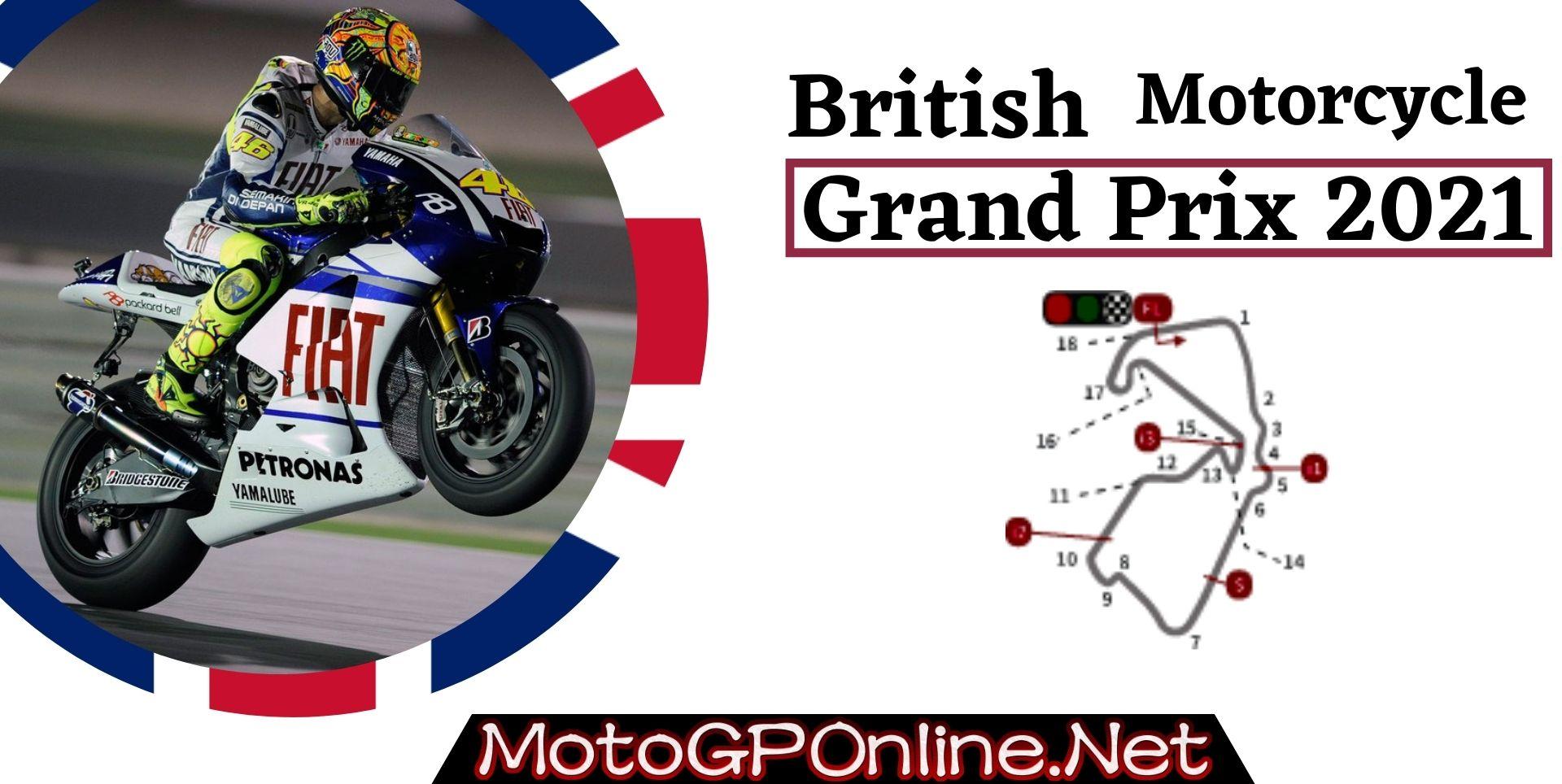 British Grand Prix Live Stream MotoGP 2021 | Full Race Replay