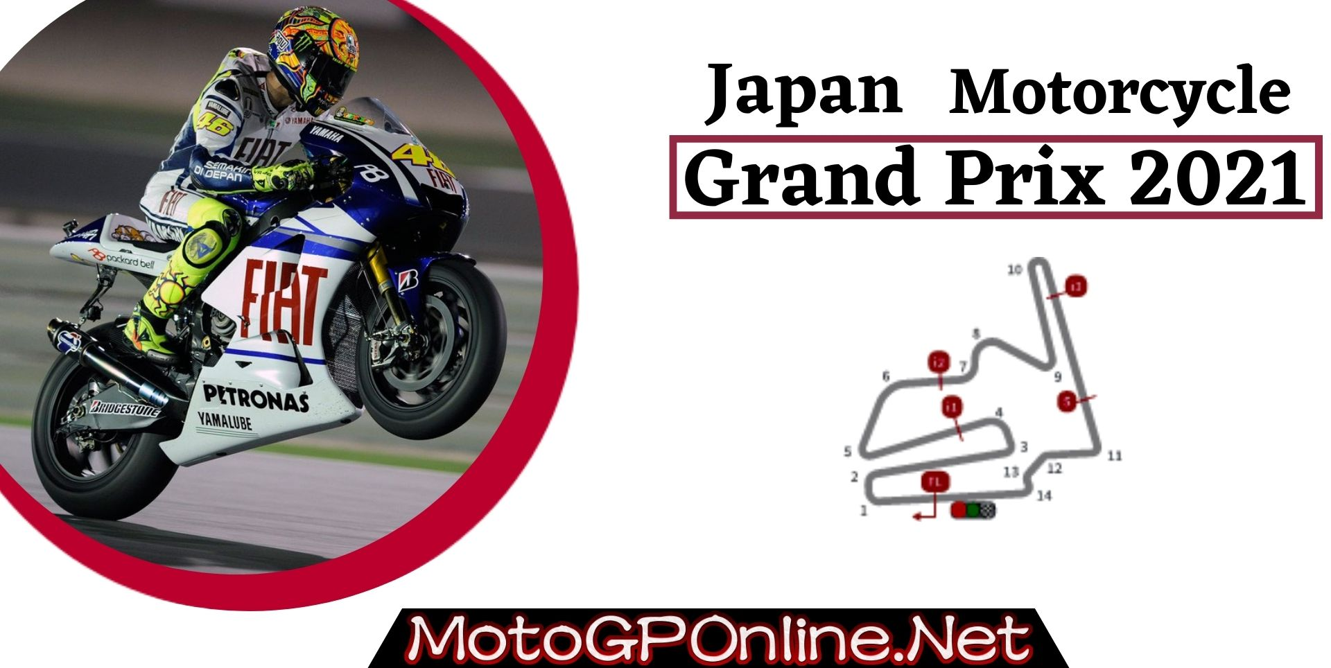 Japan Grand Prix Live Stream MotoGP 2021 | Full Race Replay