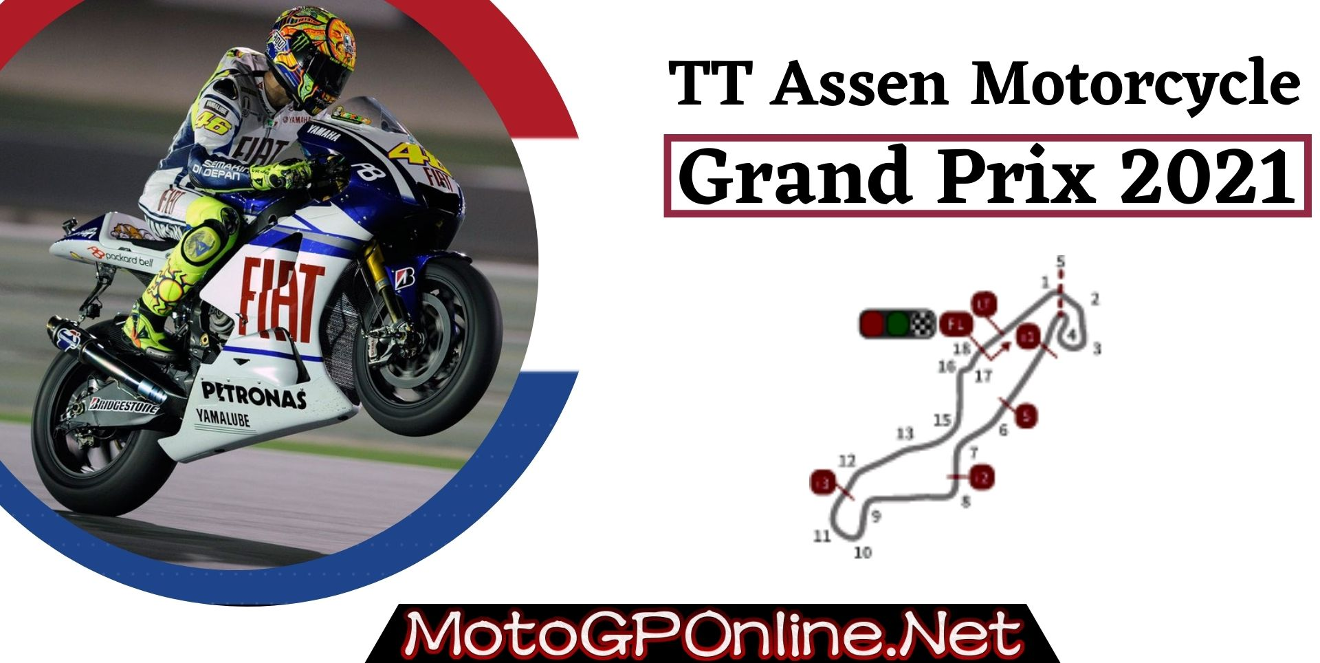TT Assen Grand Prix Live Stream MotoGP 2021 | Full Race Replay