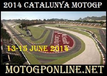 Live 2014 Catalunya MotoGP Online
