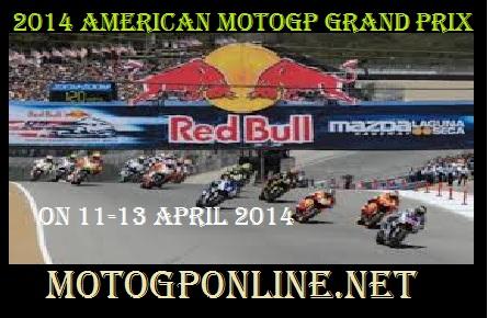 2014 American MotoGP Grand Prix