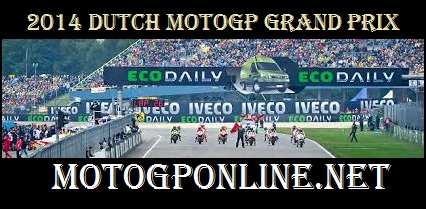 2014 Dutch MotoGP Grand Prix