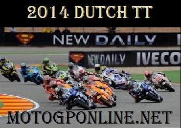 2014 Dutch TT