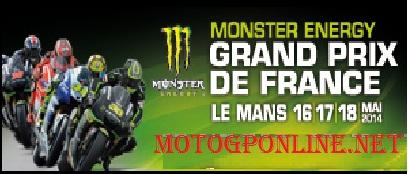 2014 French MotoGP Grand Prix
