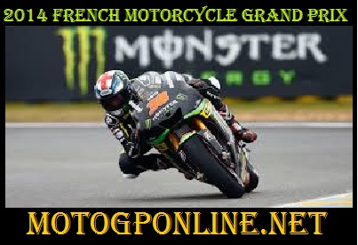 2014 French motorcycle Grand Prix