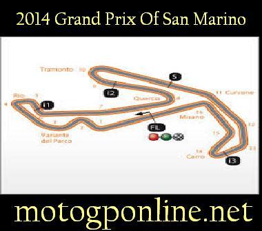 2014 Grand Prix Of San Marino