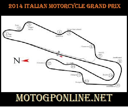 2014 Italian motorcycle Grand Prix