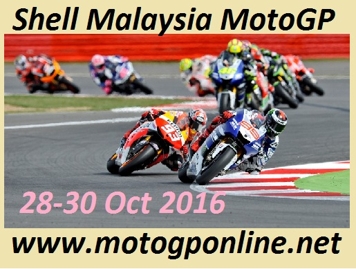 Shell Malaysia MotoGP live