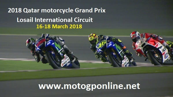 2018 Qatar motorcycle Grand Prix
