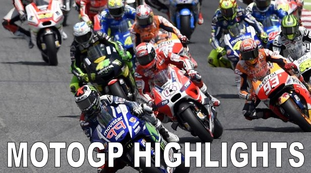 NotoGP Highlights
