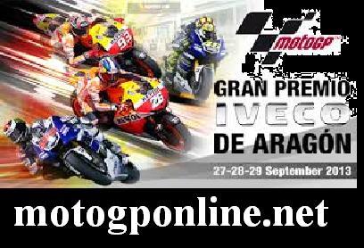 Watch Gran Premio Iveco de Aragon 2013 Online
