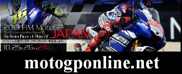 AirAsia Grand Prix of Japan 2013