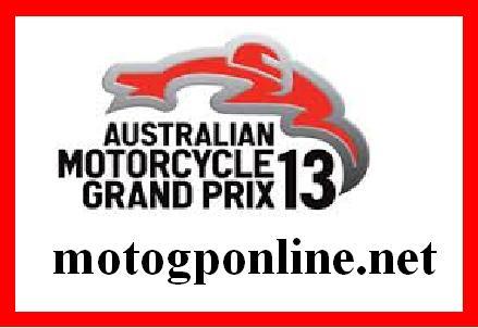 Australian Grand Prix 2013