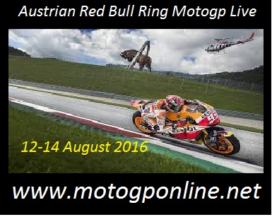 Austrian Red Bull Ring Motogp Live