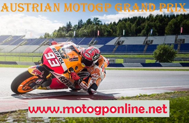 austrian motorcycle gp 2017