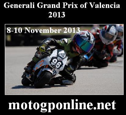Generali Grand Prix of Valencia