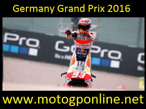 German MotoGP Live Stream