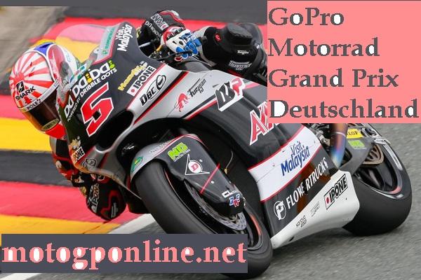 GoPro Motorrad Grand Prix Deutschland 2017
