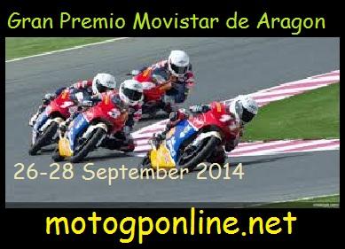 Gran Premio Movistar de Aragon