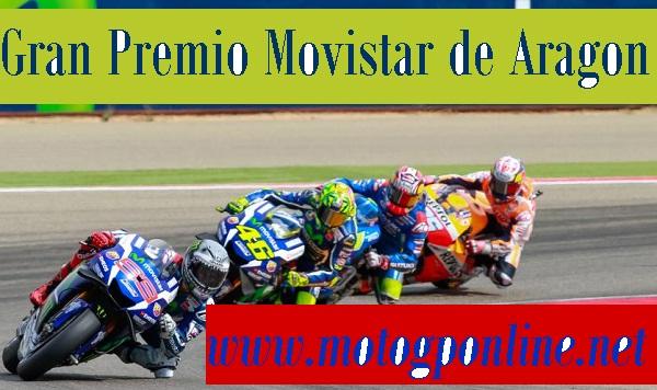 Gran Premio Movistar de Aragon 2017
