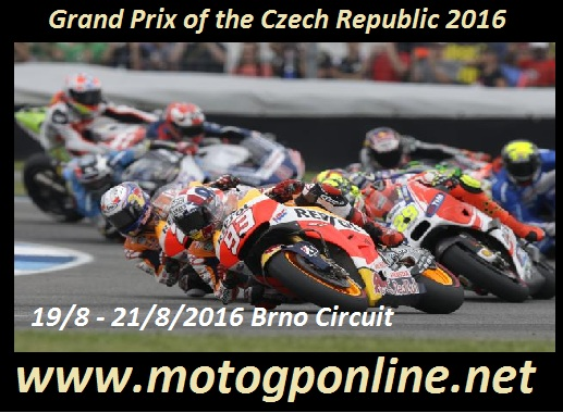 Grand Prix of the Czech Republic 2016