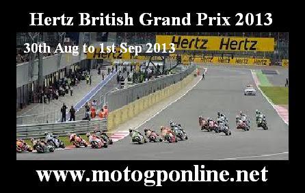 Hertz British Grand Prix 2013