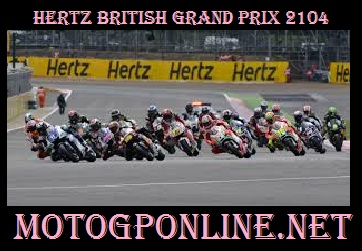 Hertz British Grand Prix 2104