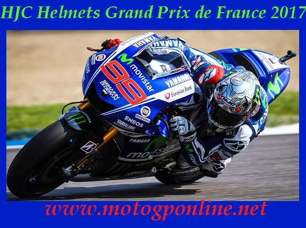HJC Helmets Grand Prix France 2017