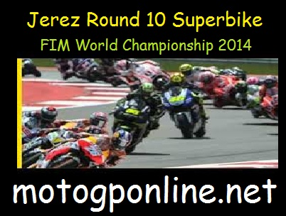 Jerez Round 10 Superbike FIM World Championship 2014