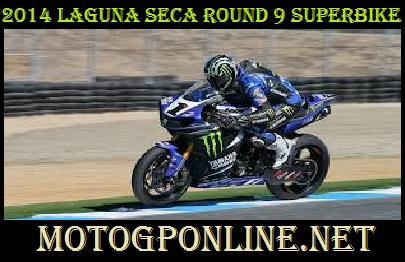 Laguna Seca Round 9 Superbike