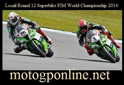 Losail Round 12 Superbike FIM World Championship 2014