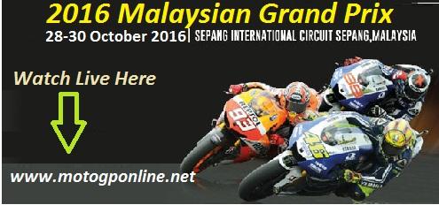 Malaysian Grand Prix live