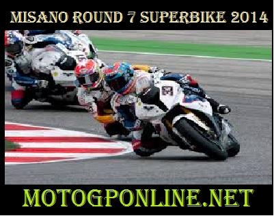Misano Round 7 Superbike