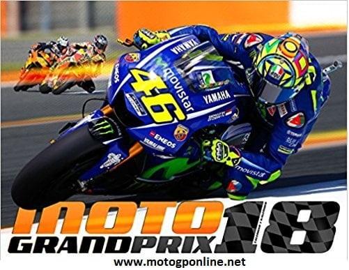 MotoGP 2018 schedule