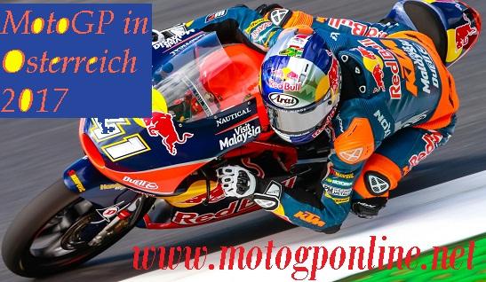 MotoGP in osterreich 2017