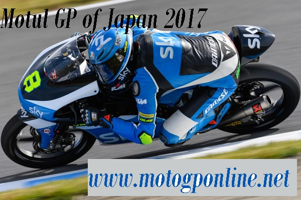 motul gp of japan 2017