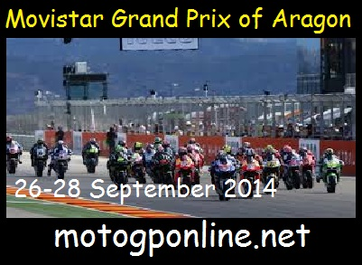 Movistar Grand Prix of Aragon