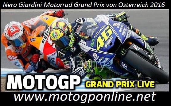 Nero Giardini Motorrad Grand Prix von Osterreich live