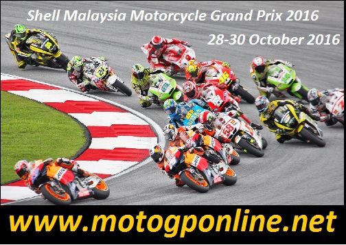Shell Malaysia Motorcycle Grand Prix 2016